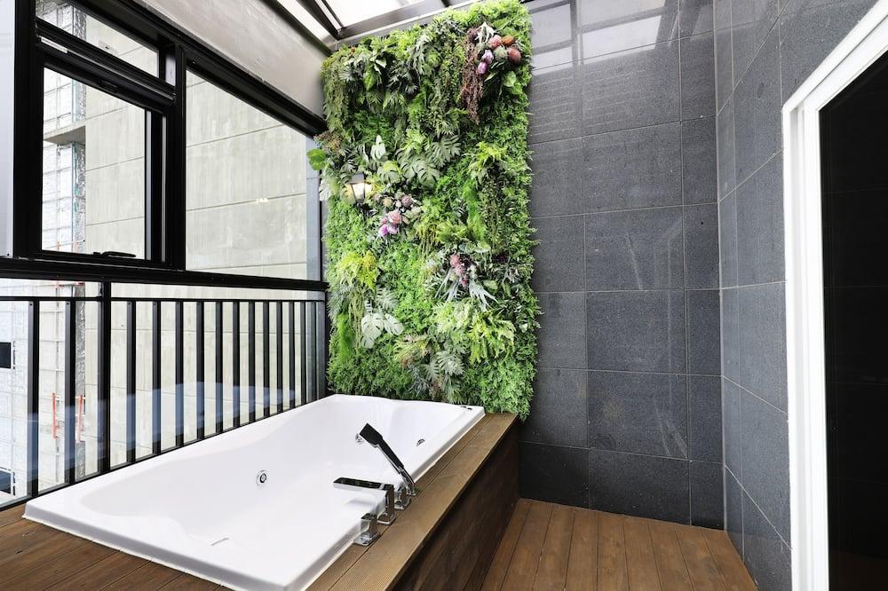 Президентський номер (Penthouse) - Приватна спа-ванна