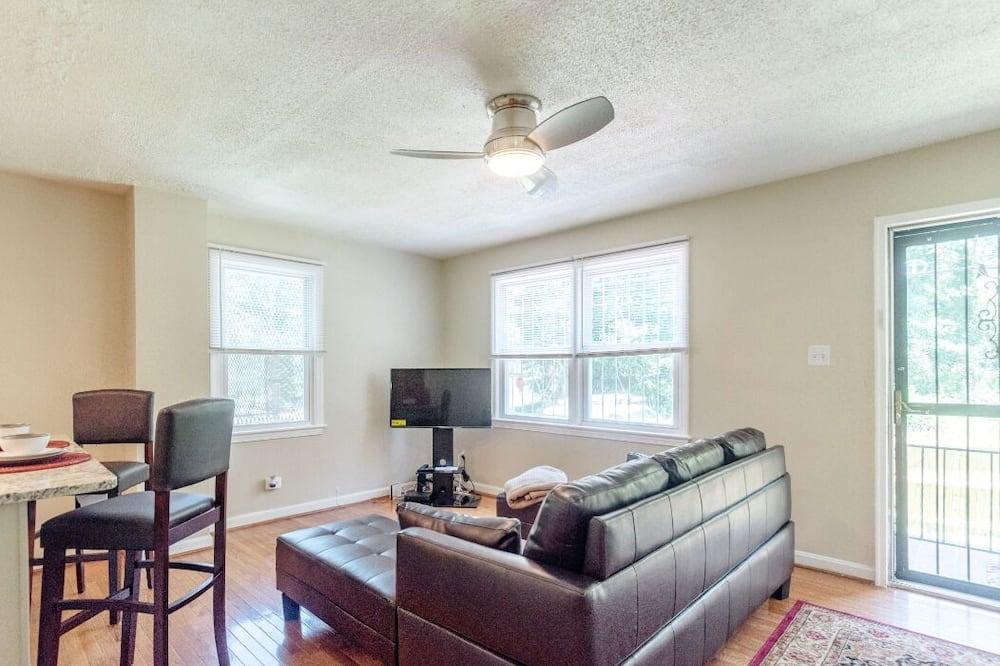 Appartamento Luxury, 2 camere da letto - Area soggiorno