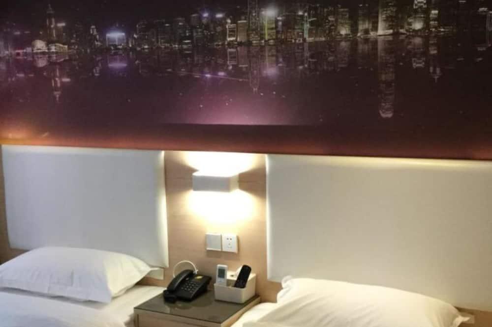 精品雙床房(無窗) - 客房