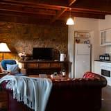 Apartemen Mewah, 2 kamar tidur, teras, pemandangan kebun anggur - Area Keluarga