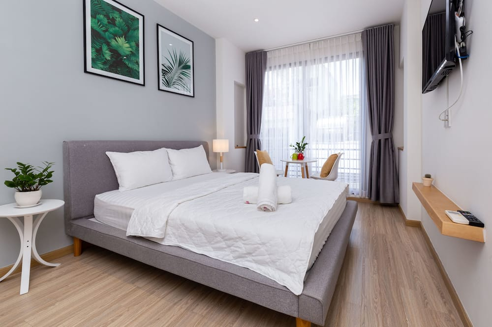 Deluxe külaliskorter, 4 magamistoaga, suitsetamine keelatud - Lõõgastumisala