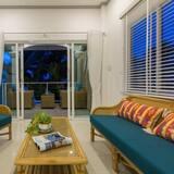 Sam-kah Karibu Beach House - Sala de estar