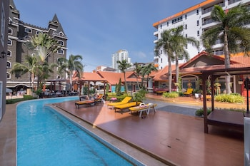A(z) New Nordic Hotel Pattaya hotel fényképe itt: Pattaya
