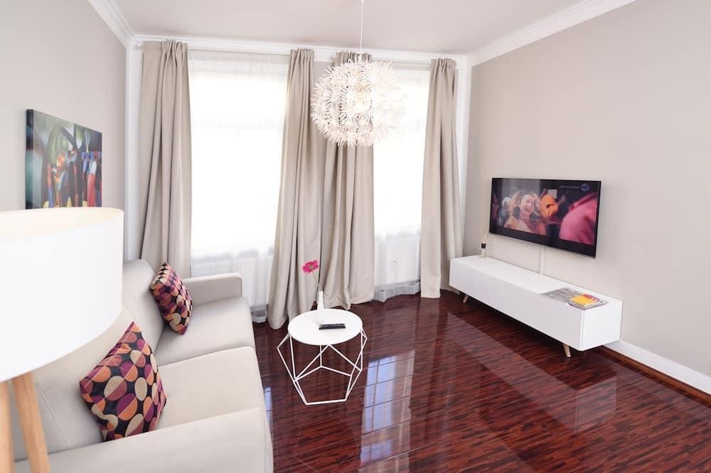 Apartament typu Economy - Powierzchnia mieszkalna