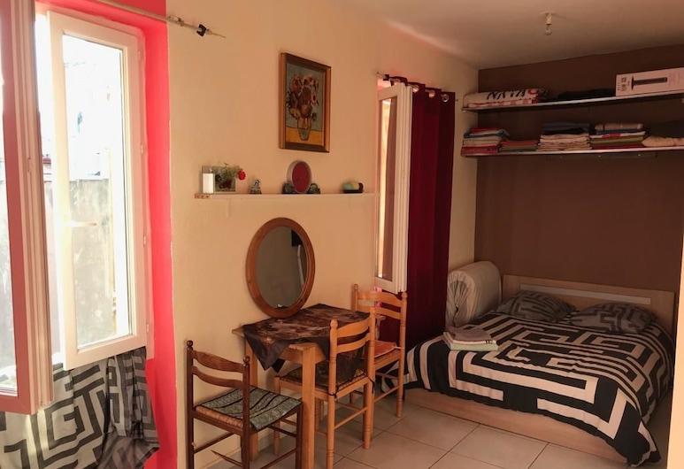 Studio proche gare Saint Charles, Marseille, Comfort Studio, Room