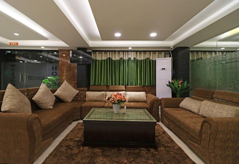 太陽景觀國際酒店, 新德里, 櫃台