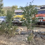ที่จอดรถ RV หรือรถบรรทุก