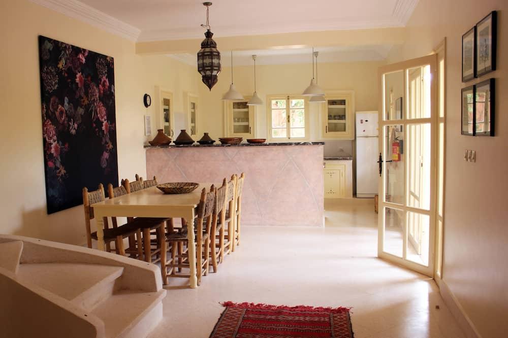 トリプルルーム - 共用キッチン設備