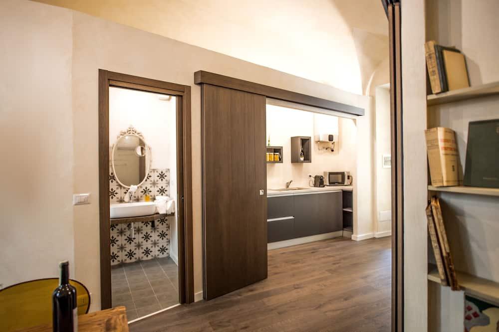 Grand Apartment, 1 Bedroom (Depandance Chagall) - Living Area