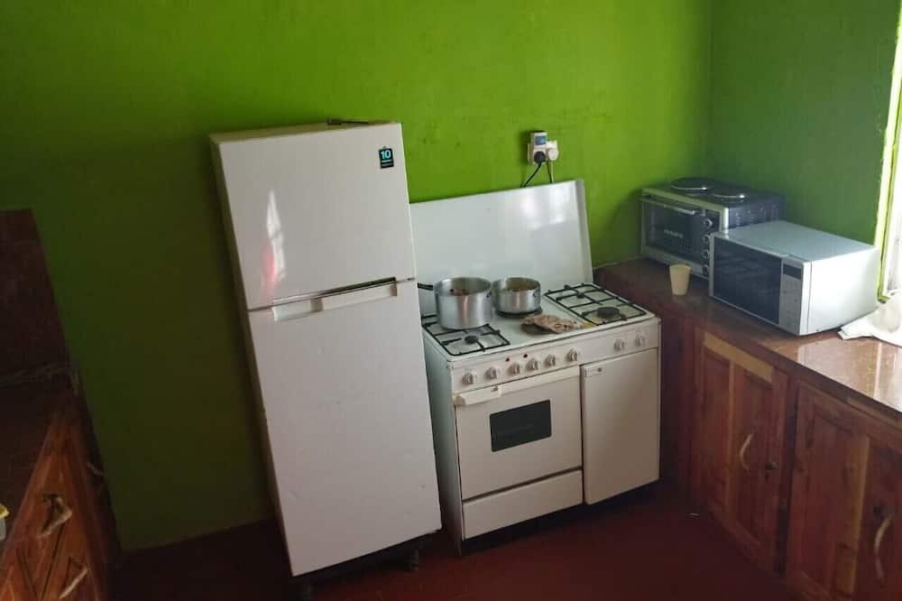 Habitación doble estándar - Cocina compartida