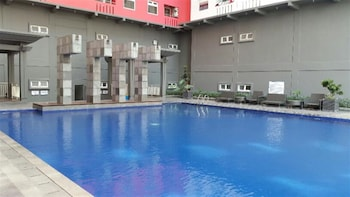 Picture of Homey and Relaxing 2BR Green Pramuka Apartment in Jakarta