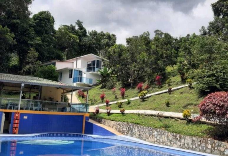 Hotel Finca Pozo Azul, La Vega