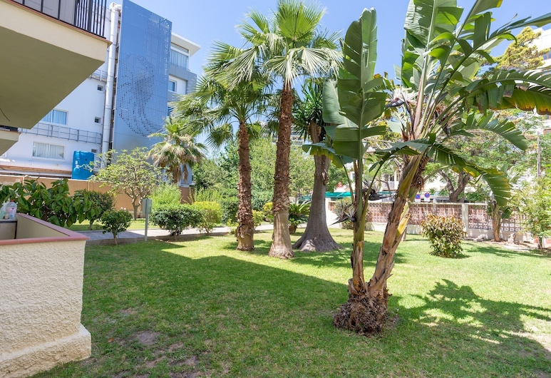 MalagaSuite Bajondillo Beach Apartment, Torremolinos, Tuin