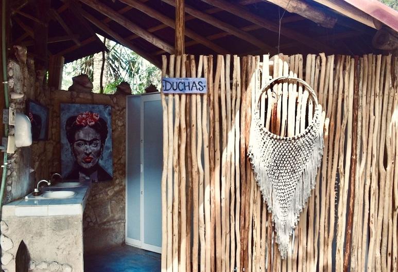 Hostal La Malinche - Hostel, Tulum, Shared Dormitory, Shared Bathroom (main), Guest Room