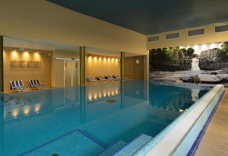 Hotel Paradiso Terme, Abano Terme, Indoor Pool
