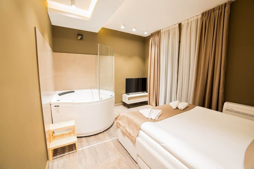Apartment (5) - Privater Whirlpool