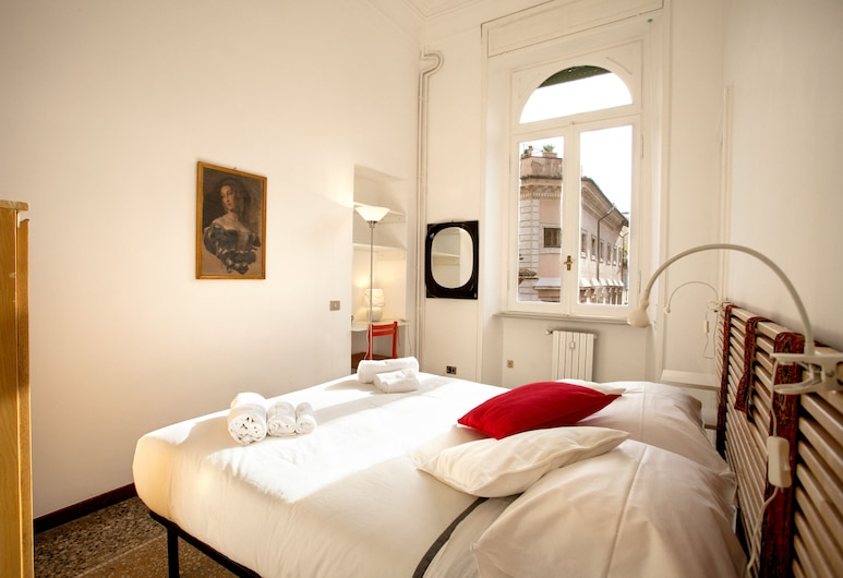Wanderlust, 3 Bedrooms Apartment in Trastevere! Fully Air Conditioned, Rome, דירה (3 Bedrooms), חדר