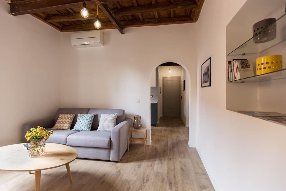 Appartamento (1 Bedroom) - Area soggiorno