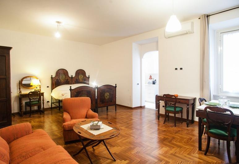 Casa di Fenizio, Rome, Departamento (1 Bedroom), Habitación