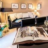 公寓 (3 Bedrooms) - 起居区