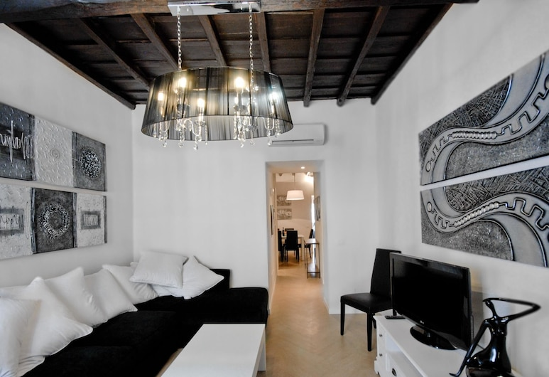 Grace Apartment, Rome, Apartment (3 Bedrooms), Room