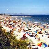 Výhľad na pláž/oceán