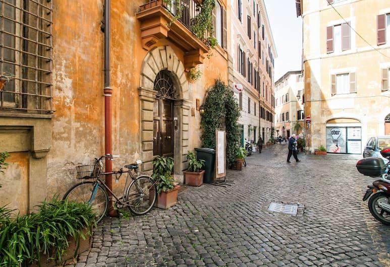 威科羅托雷塔設備齊全公寓酒店, Rome, 住宿入口