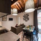 Apartment, 4Schlafzimmer - Wohnbereich