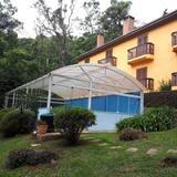 Hotelový areál