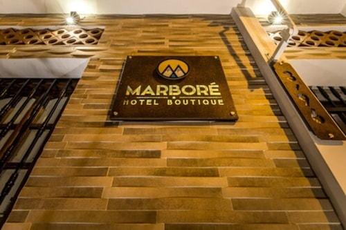 Hotel Boutique Marbore Em Santa Marta Hoteis Com