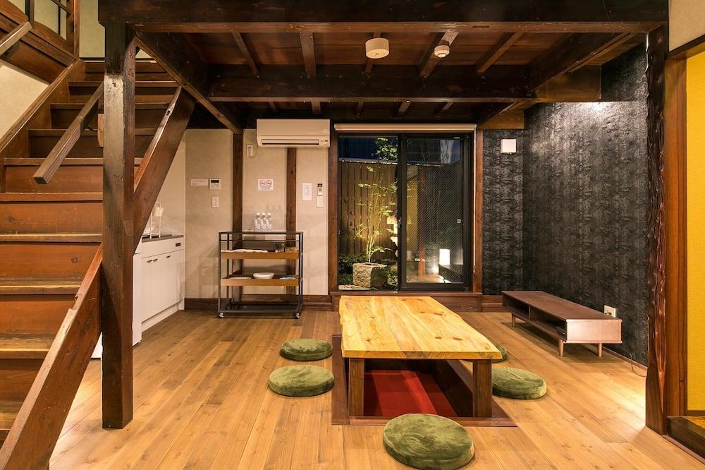 Ridamaja, 2 magamistoaga (for 6 Guests, Hana) - Lõõgastumisala