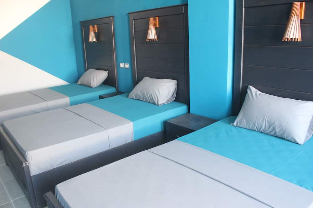 Triple Room, Shared Bathroom, City View - Guest Room