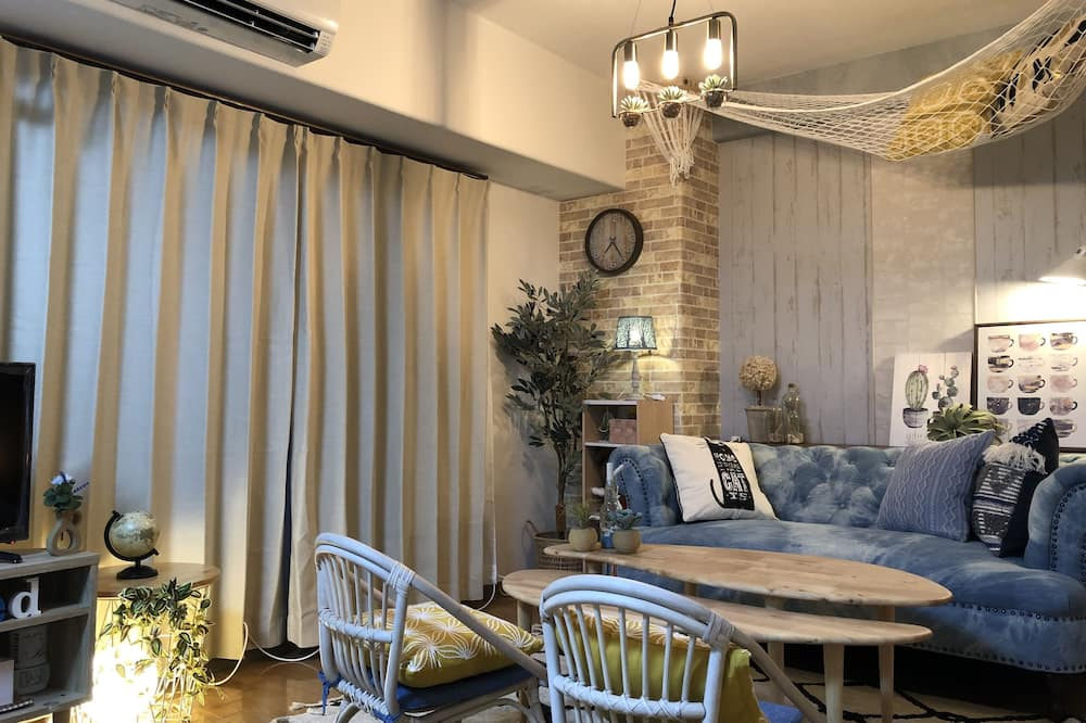 (102) Japanese Western Style Room - Living Area