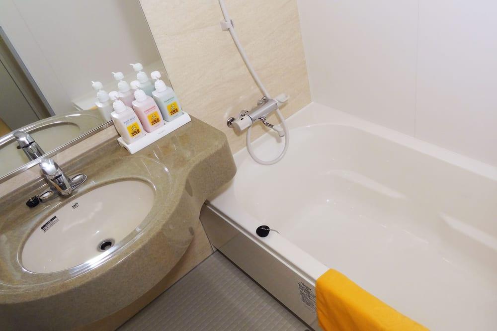 Standard Room (with 2 150cm beds & light breakfast) - Bathroom