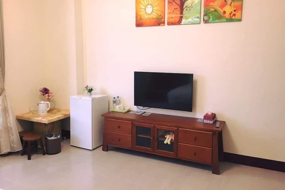 Habitación doble - Televisión