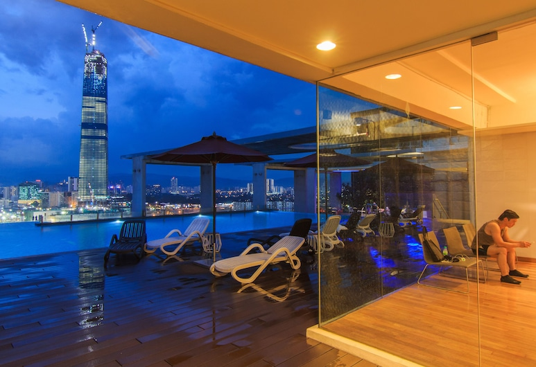 D'majestic Place by Homes Asian 5, Kuala Lumpur, Infinity Pool