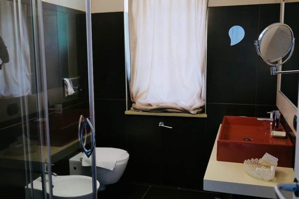 Suite (Biliardo) - Bathroom