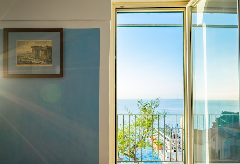 Domus Indomita, Agropoli, Double Room, Sea View, Guest Room