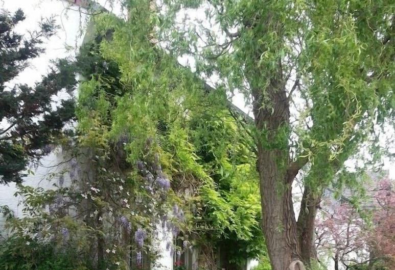 باند آند بريكفاست, كولون, حديقة