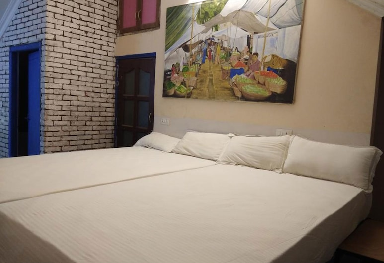 Hotel Mountain Ridge, Badharamal, Chambre Deluxe, Chambre
