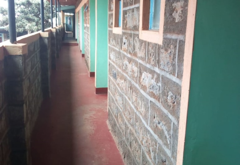 Classic Court Hotel, Nyeri, Hallway