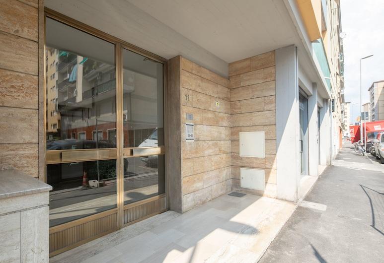 Novoli 4 Bedrooms, Florencija, Įėjimas į apgyvendinimo įstaigą