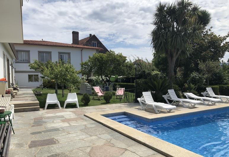 Apartamentos Oceano, Poio, Pool
