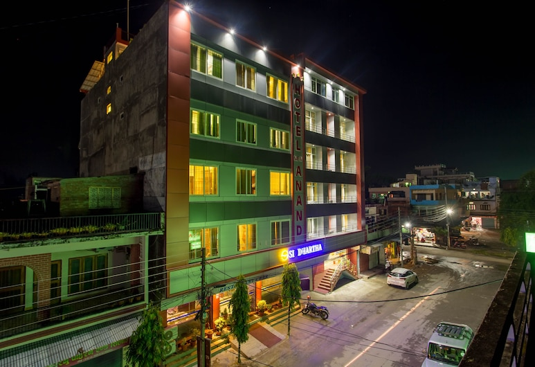 Siddhartha Hotel New Anand, Bhimdatta