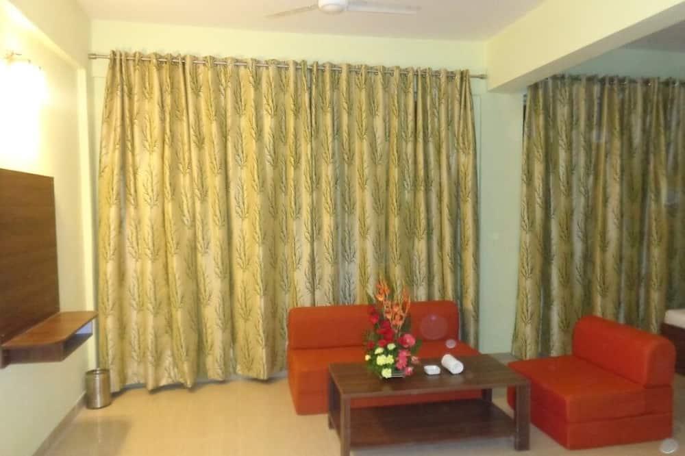 Deluxe-huone - Olohuone