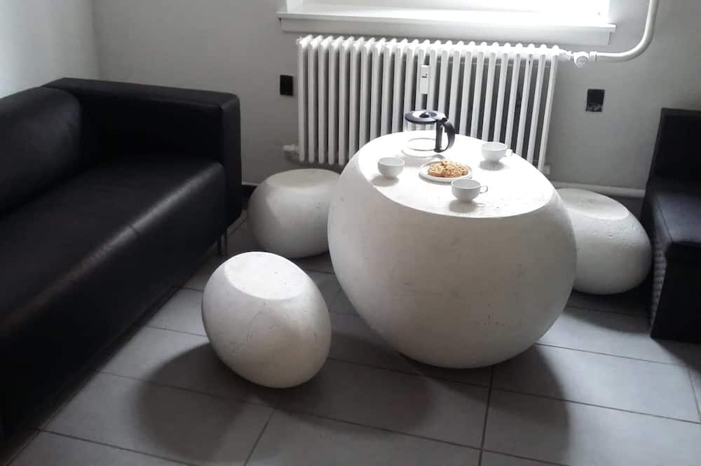 Comfort Apartment - Living Area