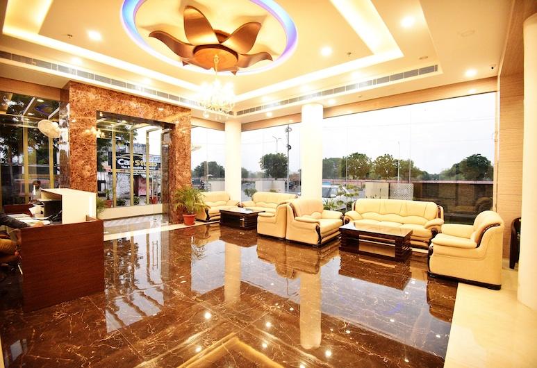 Hotel SK Grand, Jaipur, Interior do hotel