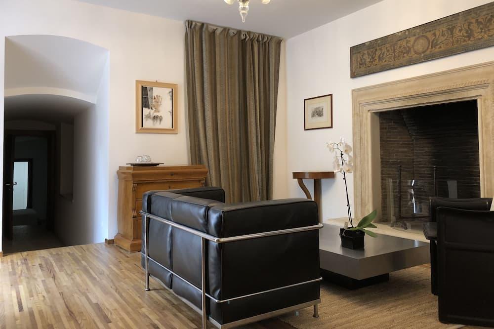 Suite (L'olivo) - Living Area
