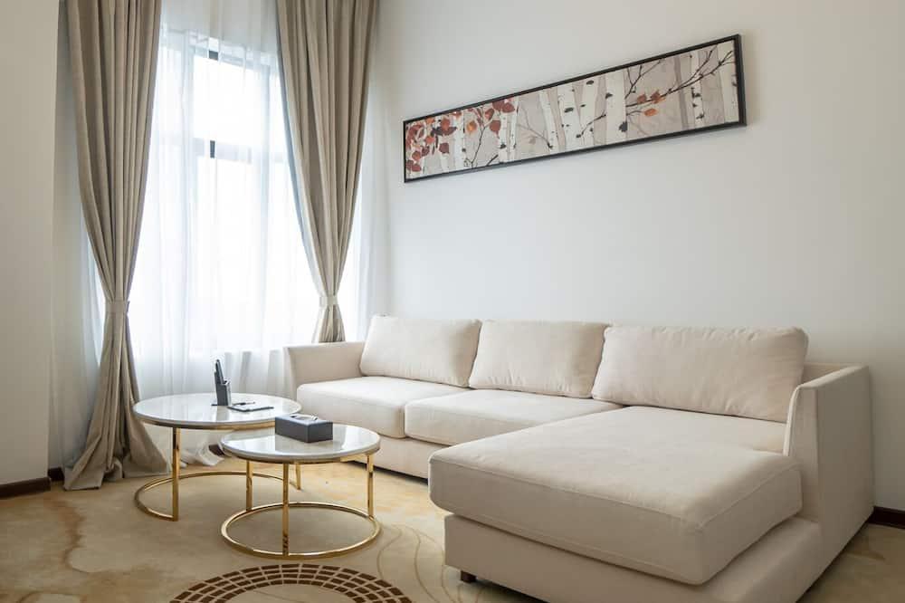 Executive-rum - Vardagsrum