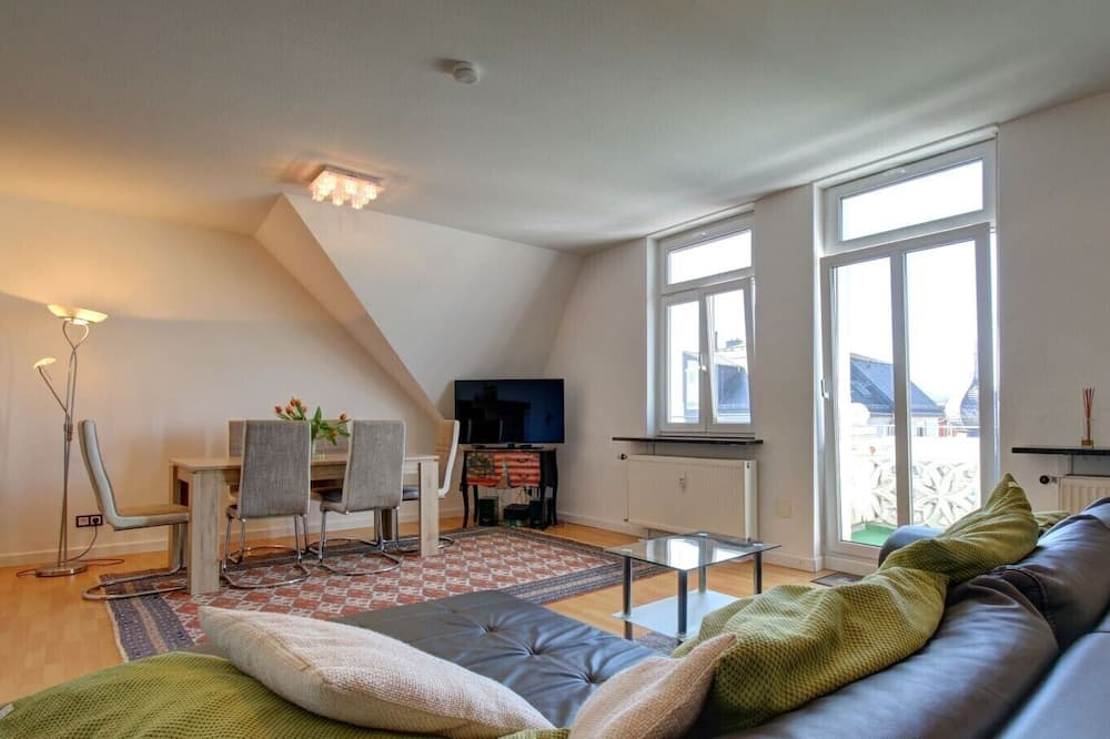 Apartment (Rapunzel - incl. cleaning fee 80 EUR) - Living Area